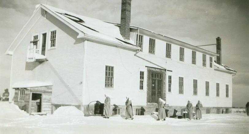Falher, AB 1945-1961