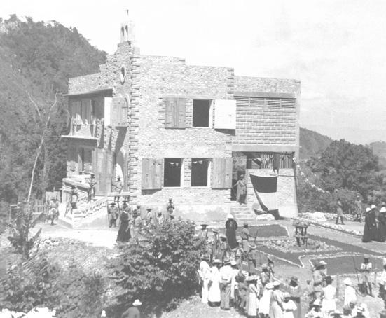 Cap Haitien, Haiti 1955-1961