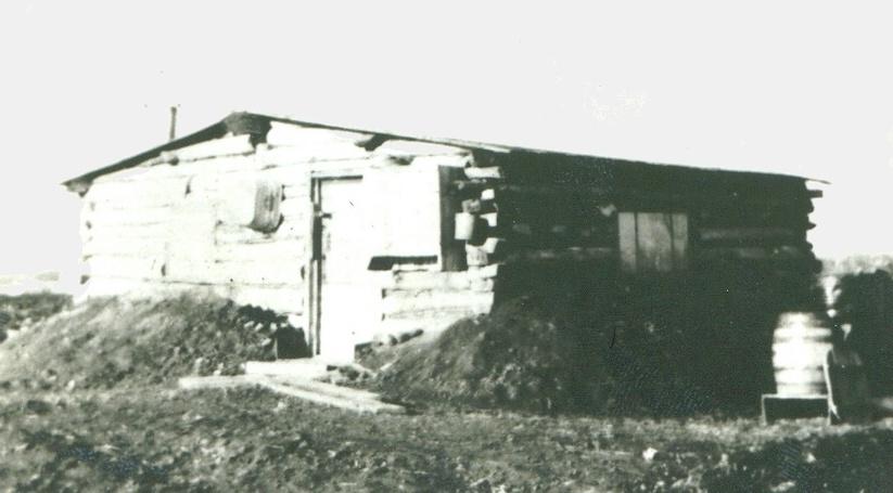 Premier monastère, Tangent, AB 1943-44