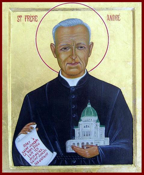 Saint Frère André Bessette