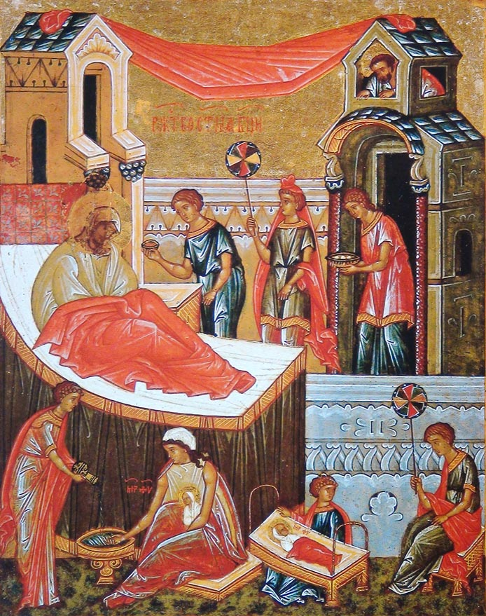 Nativité de la Vierge Marie