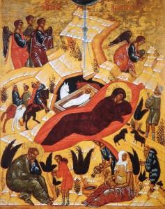 Nativité du Christ-Novgorod