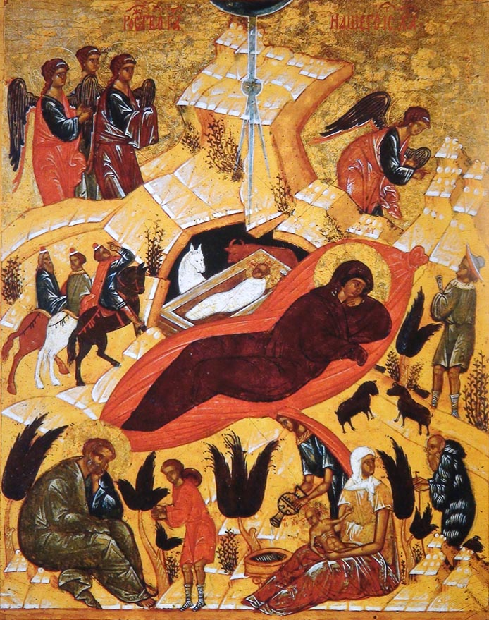 Nativité du Christ de Novgorod