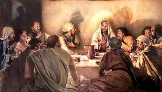 apôtres boulversés
