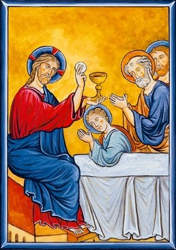 enluminure_institution_eucharistie