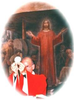 eucharistie grotte à Jérusalem
